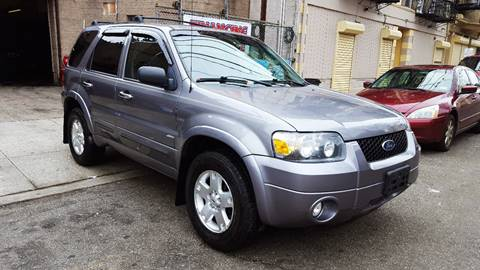 2007 Ford Escape for sale in Passaic, NJ