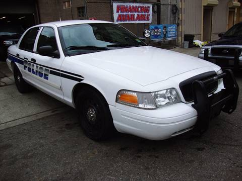 2009 Ford Crown Victoria for sale in Passaic, NJ
