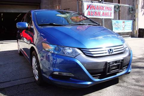 2010 Honda Insight for sale at Discount Auto Sales in Passaic NJ