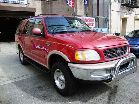 1998 Ford Expedition for sale at Discount Auto Sales in Passaic NJ