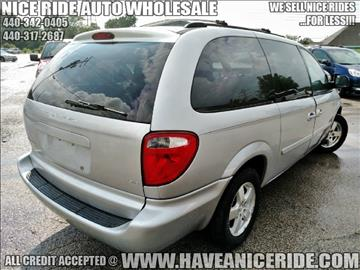 2007 Dodge Grand Caravan for sale in Eastlake, OH