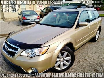 2008 Subaru Outback for sale in Eastlake, OH