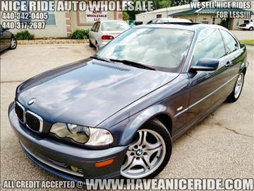 2001 BMW 3 Series for sale in Eastlake, OH