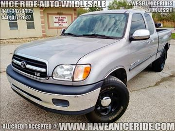 2001 Toyota Tundra for sale in Eastlake, OH