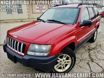 2004 Jeep Grand Cherokee for sale in Eastlake, OH