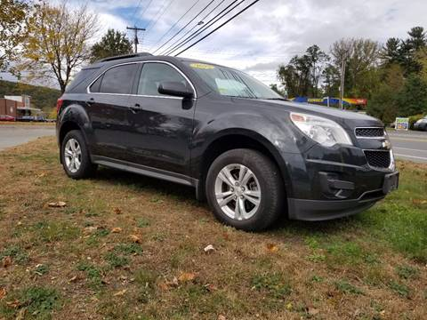 2013 Chevrolet Equinox for sale in Brattleboro, VT