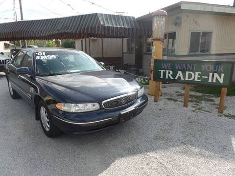2001 Buick Century for sale in Lafayette, IN