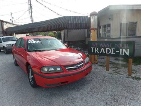 2002 Chevrolet Impala for sale in Lafayette, IN