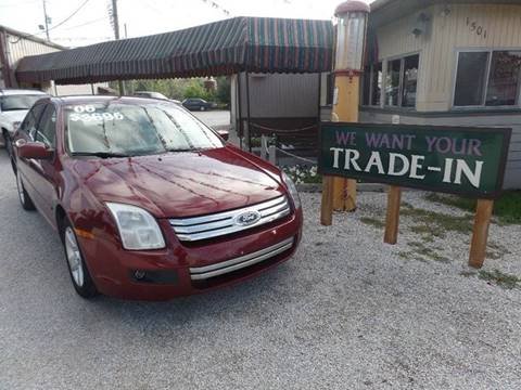 2006 Ford Fusion for sale in Lafayette, IN