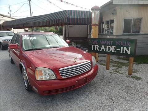 2002 Cadillac DeVille for sale in Lafayette, IN