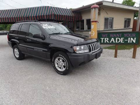 2004 jeep grand cherokee for sale indiana