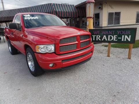 2004 Dodge Ram Pickup 1500 for sale in Lafayette, IN