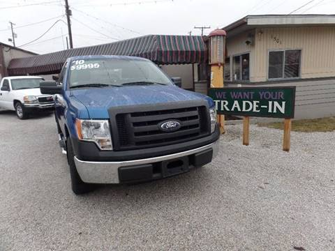2010 Ford F-150 for sale in Lafayette, IN