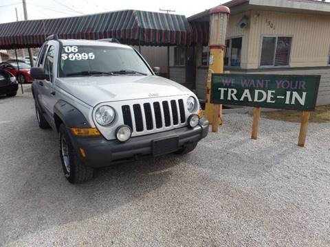 2006 Jeep Liberty for sale in Lafayette, IN