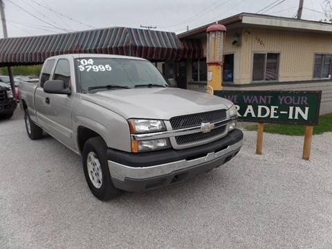 2004 Chevrolet Silverado 1500 for sale in Lafayette, IN