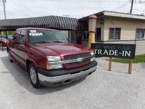 2005 Chevrolet Silverado 1500 for sale in Lafayette, IN
