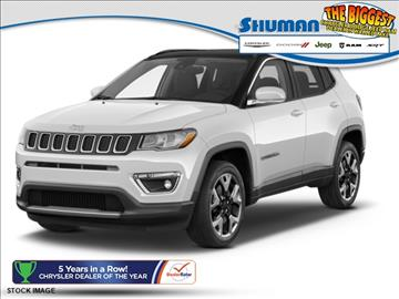 2017 Jeep Compass for sale in Walled Lake, MI