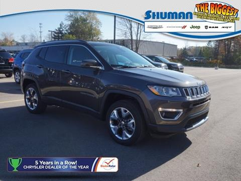 2018 Jeep Compass for sale in Walled Lake, MI