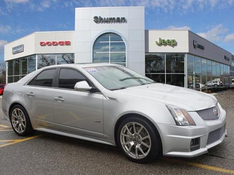 2009 Cadillac Cts V For Sale Carsforsale Com