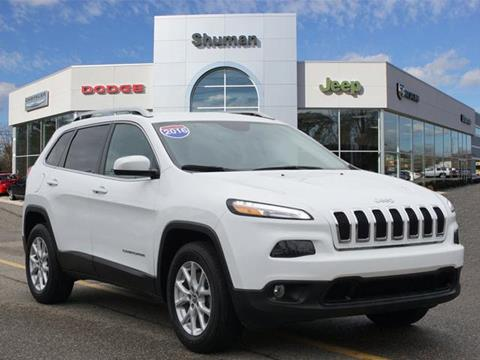 2016 Jeep Cherokee for sale in Walled Lake, MI
