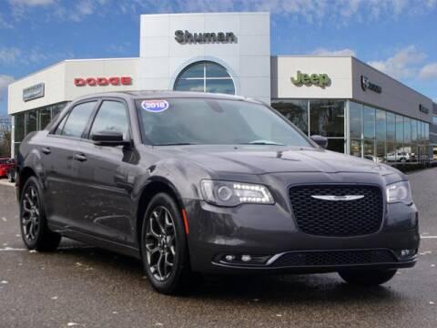 2018 Chrysler 300 for sale in Walled Lake, MI