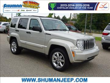 2008 Jeep Liberty for sale in Walled Lake, MI