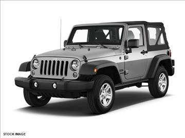 2017 Jeep Wrangler for sale in Walled Lake, MI