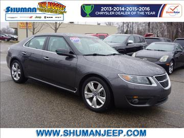2011 Saab 9-5 for sale in Walled Lake, MI