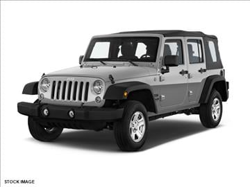 2017 Jeep Wrangler Unlimited for sale in Walled Lake, MI