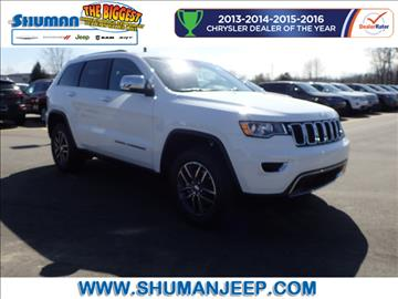 2017 Jeep Grand Cherokee for sale in Walled Lake, MI