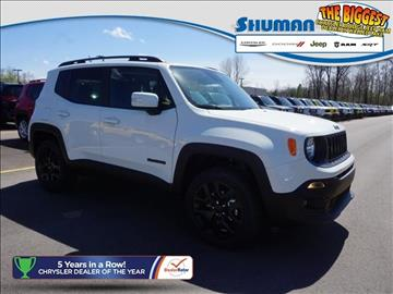 2017 Jeep Renegade for sale in Walled Lake, MI