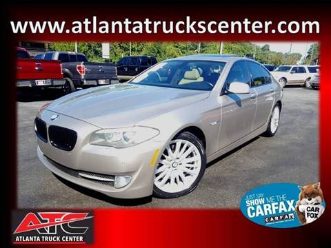2011 BMW 550 for sale in Atlanta, GA