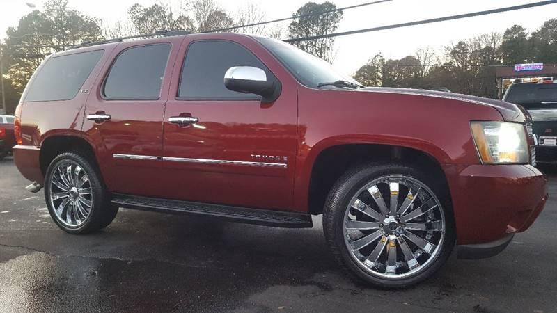 Chevrolet Tahoe LTZ In Atlanta GA Atlanta Truck Center - Chevrolet in atlanta