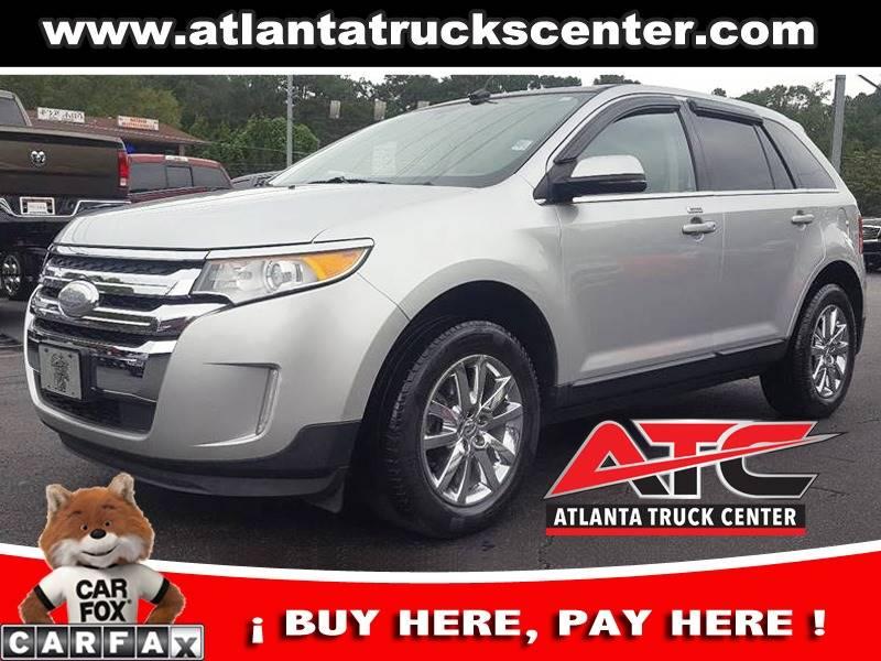 Ford Edge For Sale At Atlanta Truck Center In Atlanta Ga