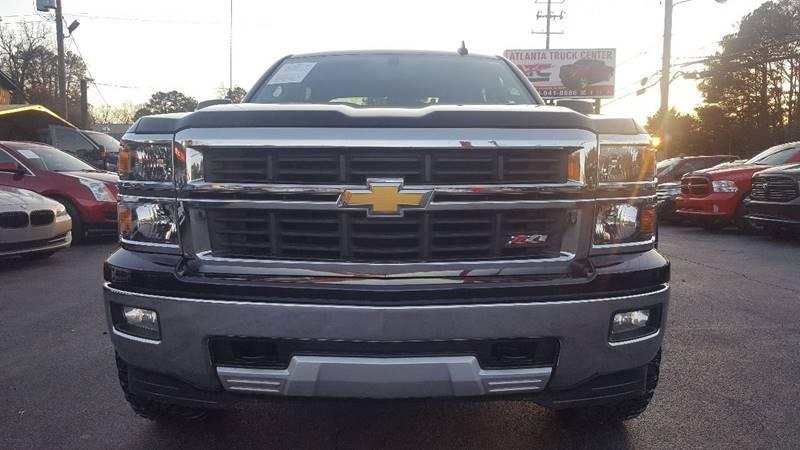 Chevrolet Silverado LT In Atlanta GA Atlanta Truck Center - Chevrolet in atlanta