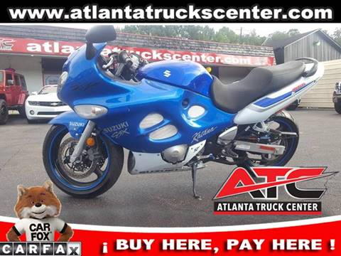 2006 Suzuki GSX-R600 for sale in Atlanta, GA