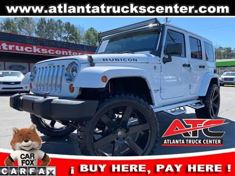 Jeep Wrangler For Sale In Ga >> Jeep Wrangler Unlimited For Sale In Brookhaven Ga Atlanta Truck