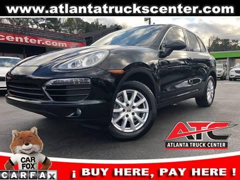 2012 Porsche Cayenne for sale in Atlanta, GA