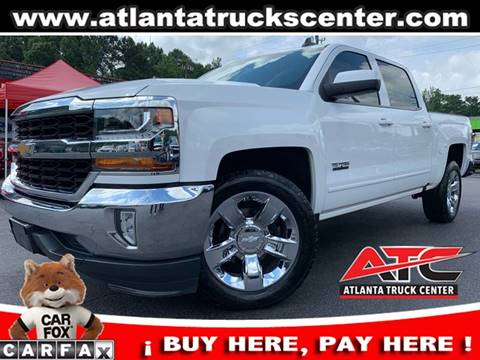 Carfax Used Trucks >> Pickup Truck For Sale In Brookhaven Ga Atlanta Truck Center