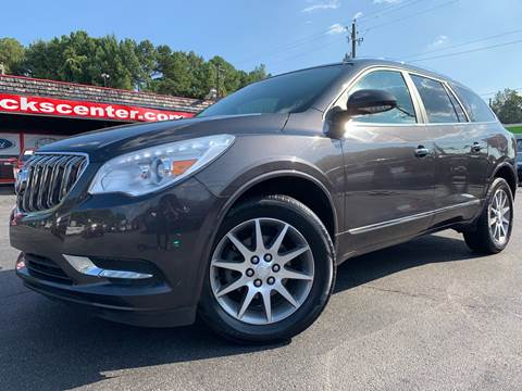 2015 Buick Enclave for sale in Brookhaven, GA