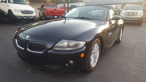2005 BMW Z4 for sale in Atlanta, GA