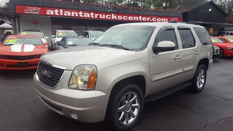 2007 GMC Yukon for sale in Atlanta, GA