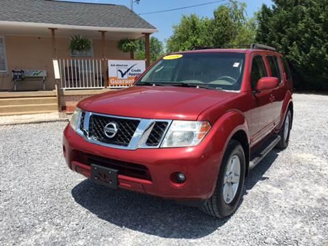 2008 Nissan Pathfinder for sale in Johnson City, TN