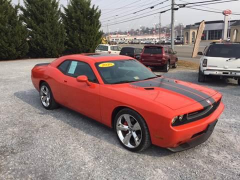 2010 Dodge Challenger for sale in Johnson City, TN