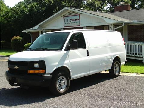 2010 Chevrolet Express Cargo for sale in Indian Land, SC