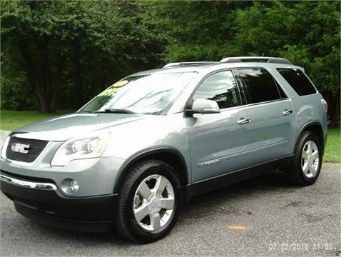 2008 GMC Acadia for sale in Indian Land SC