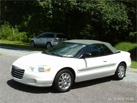 2004 Chrysler Sebring for sale in Indian Land SC