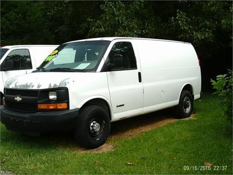 2006 Chevrolet Express Cargo for sale in Indian Land SC