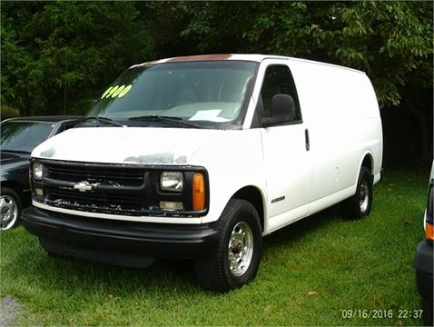 2001 Chevrolet Express Cargo for sale in Indian Land SC