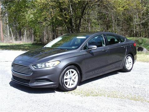 2016 Ford Fusion for sale in Indian Land, SC